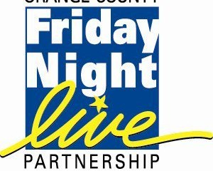 Friday Night Live logo