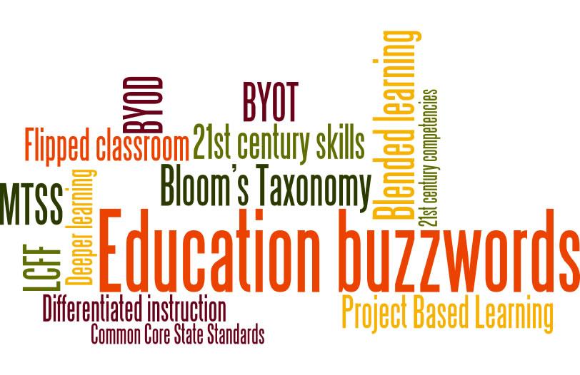 buzzword word cloud