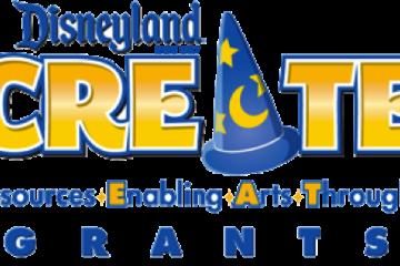 Disney CREATE Grants logo