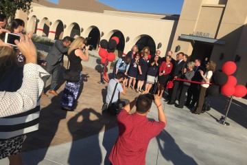 School opening photo