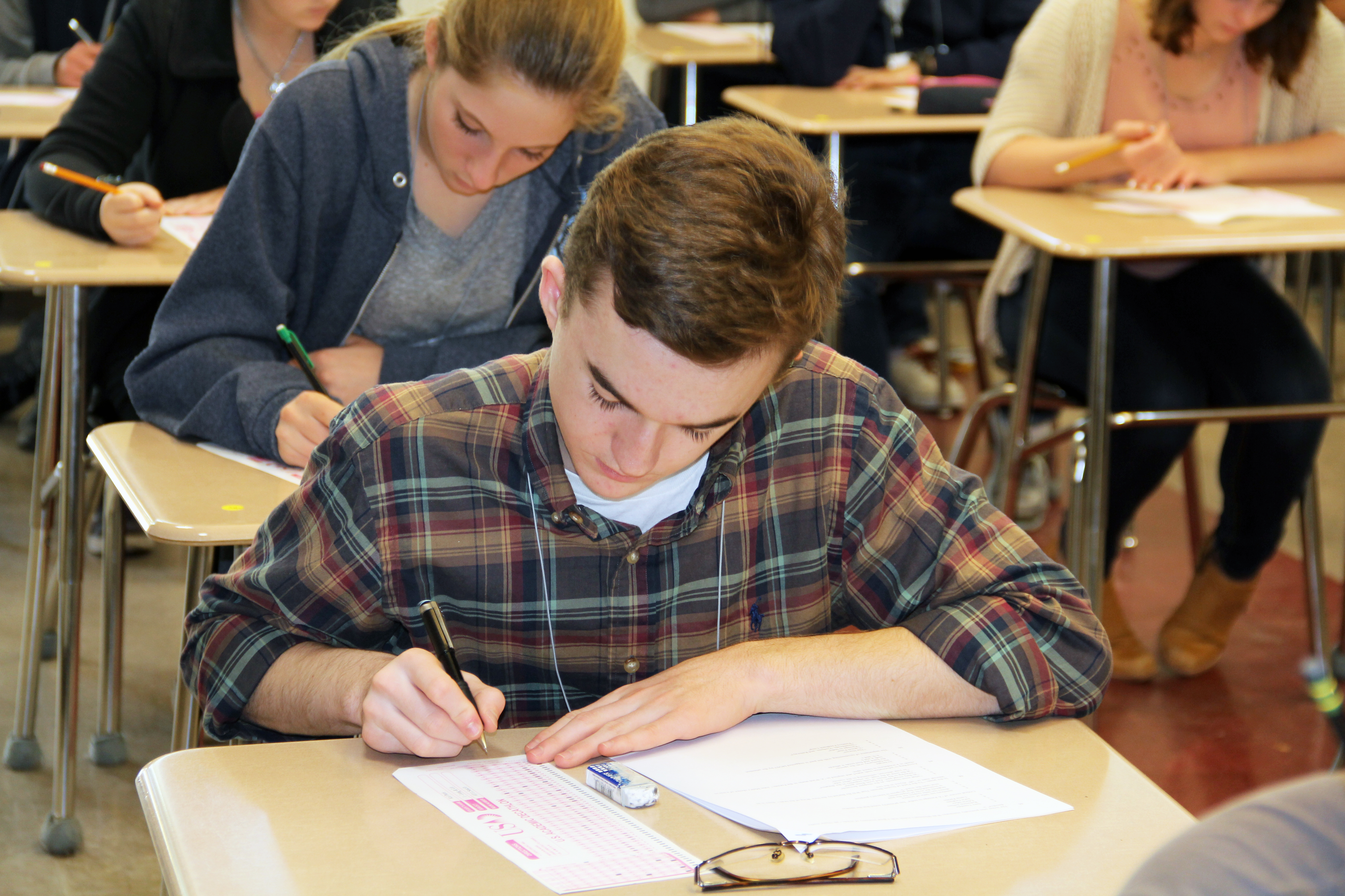 Orange Unified provided SAT, PSAT to 8,000 high school students