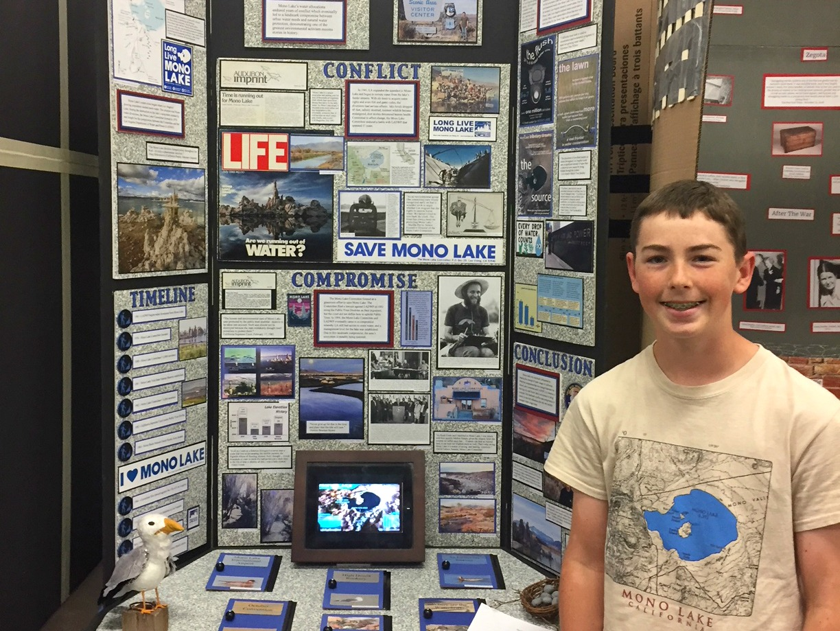 Orange County to be represented at the National History Day finals in Maryland