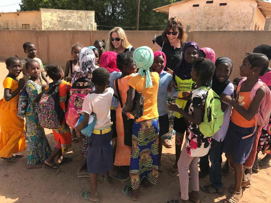 'We all smile in the same language': An Anaheim teacher shares her observations from Senegal