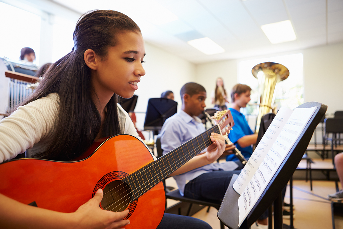 NAMM Foundation lists 4 OC districts among the best for music education