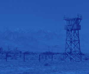 Tower at Manzanar