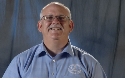 OCDE Facilities Manager Tom Froehlich