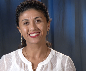 An image of Program Specialist Dareen Khatib