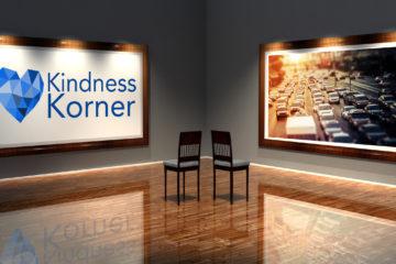 A graphic for Kindness Korner