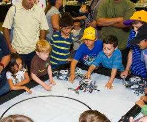 imaginology event kids robotics