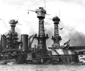 Pearl Harbor on Dec. 7, 1941