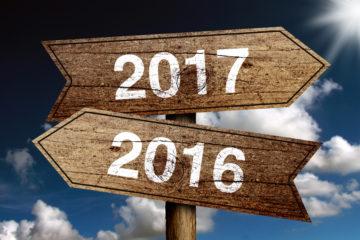 Crossroad sign 2016 2017