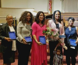 Five local leaders including OCDE Associate Superintendent Nina Boyd were recognized on Jan. 14 as the 2017 Martin Luther King, Jr. Women of Distinction for Orange County.