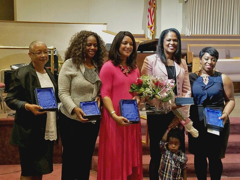 OCDE associate superintendent named a 2017 Martin Luther King, Jr. Woman of Distinction for OC