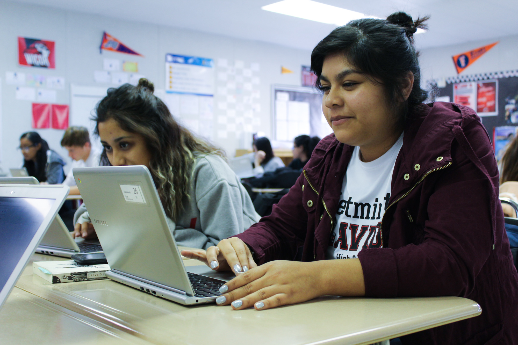 Westminster High School receives national recognition for successful AVID strategies