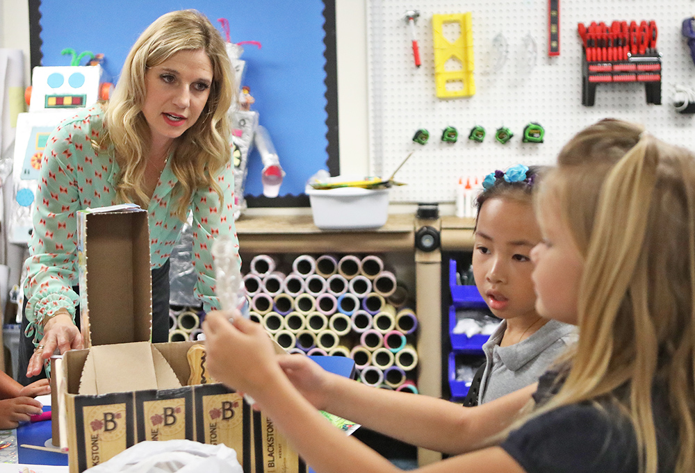A whirlwind year ending for one of Orange County's Teachers of the Year