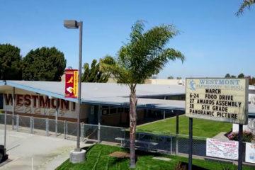 Aerial of Westmont Elementary School