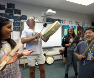 Students in the Saddleback Valley Unified School District's summer enrichment program