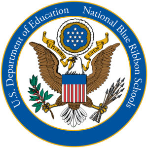 Seal of the National Blue Ribbon Award
