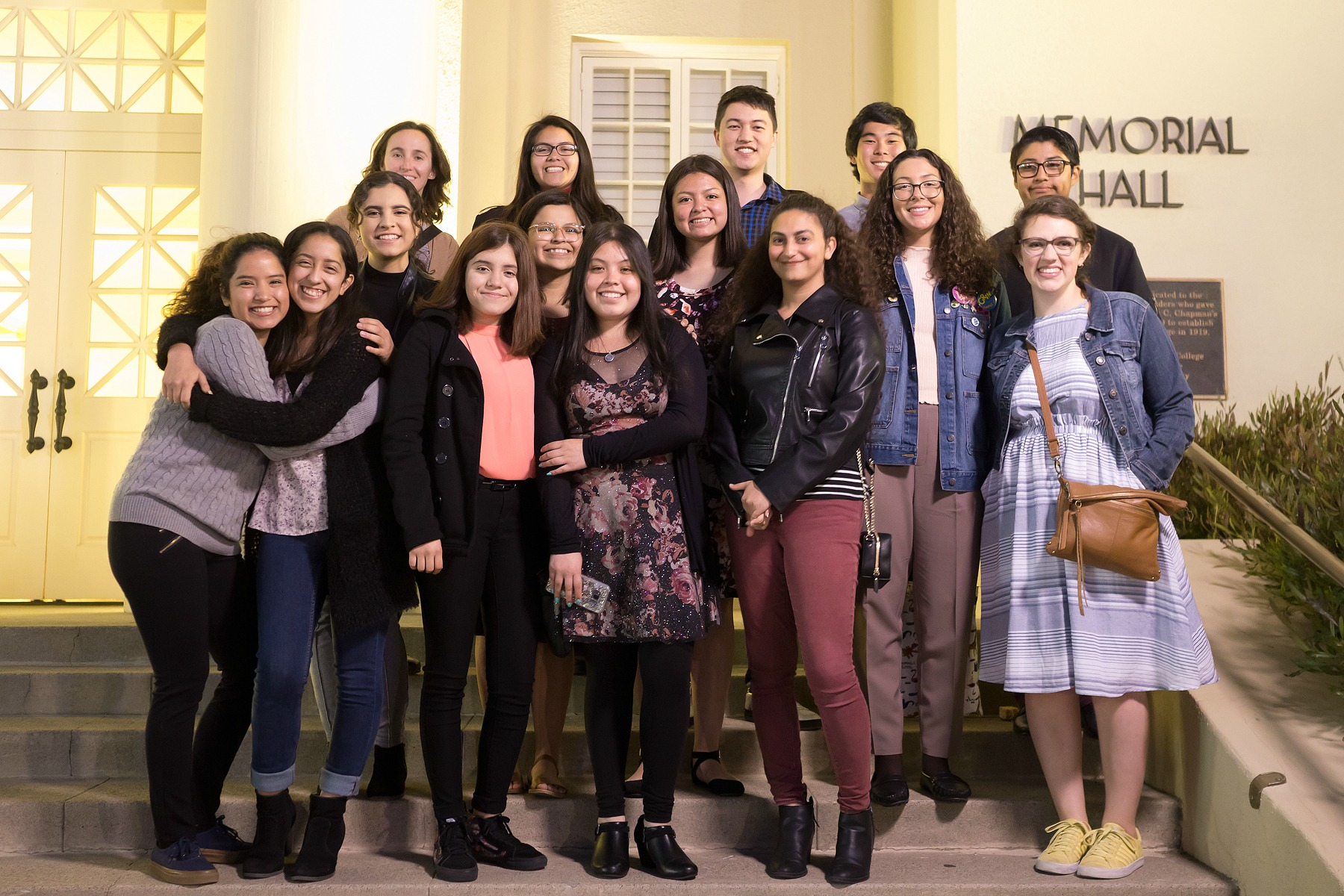 Orange County Friday Night Live Partnership honors two school chapters, one advisor
