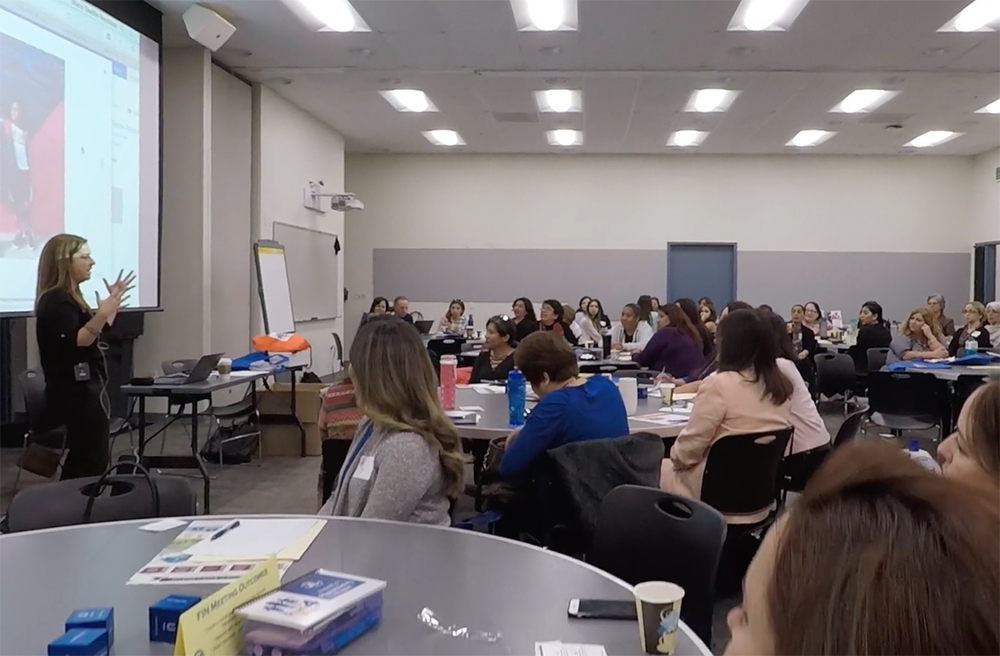 OCDE program trains educators to better engage families in support of children's learning