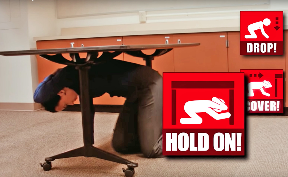 Are you ready for a big quake? OC schools to prepare with the Great California ShakeOut