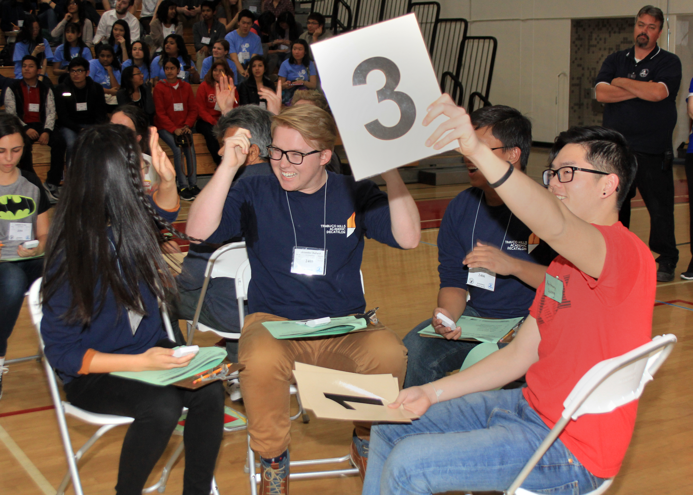 Want to compete in the Academic Decathlon or Pentathlon? OCDE is looking for middle and high school teams