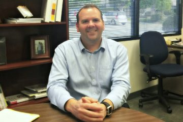 An image of OCDE STEM Director Tom Turner