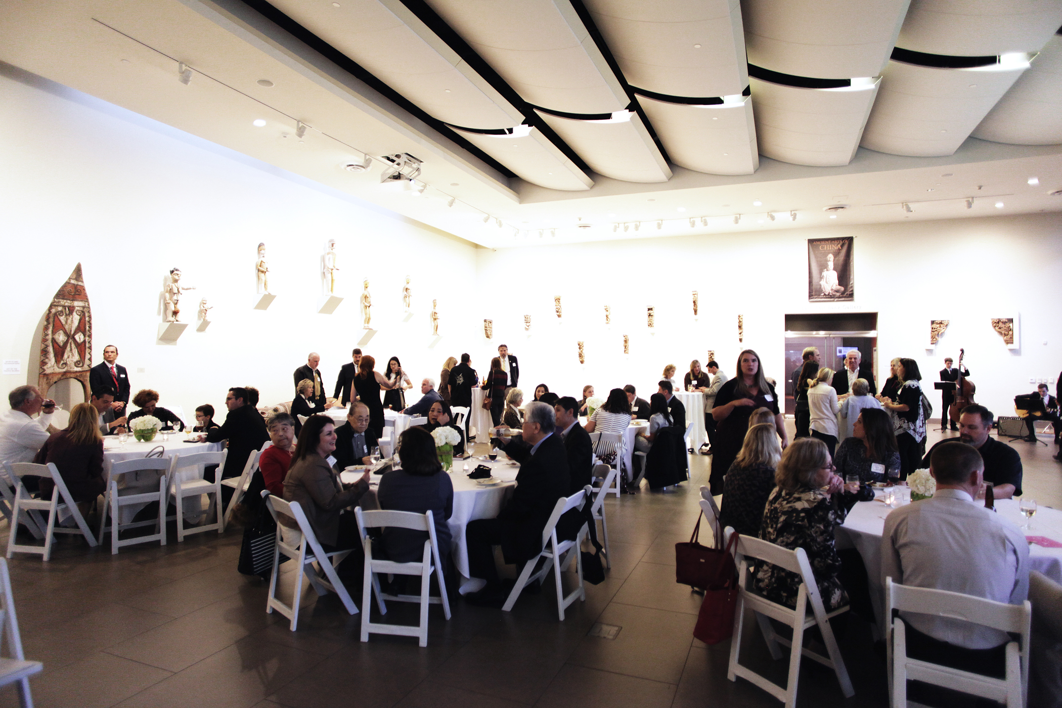 Attendees gather at Bowers Museum for Parenting OC magazine's inaugural Top Teachers Reception