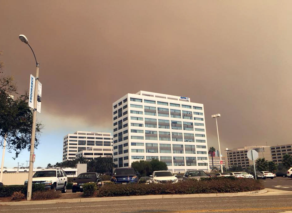 State releases new air quality guidelines amid ongoing wild fire concerns