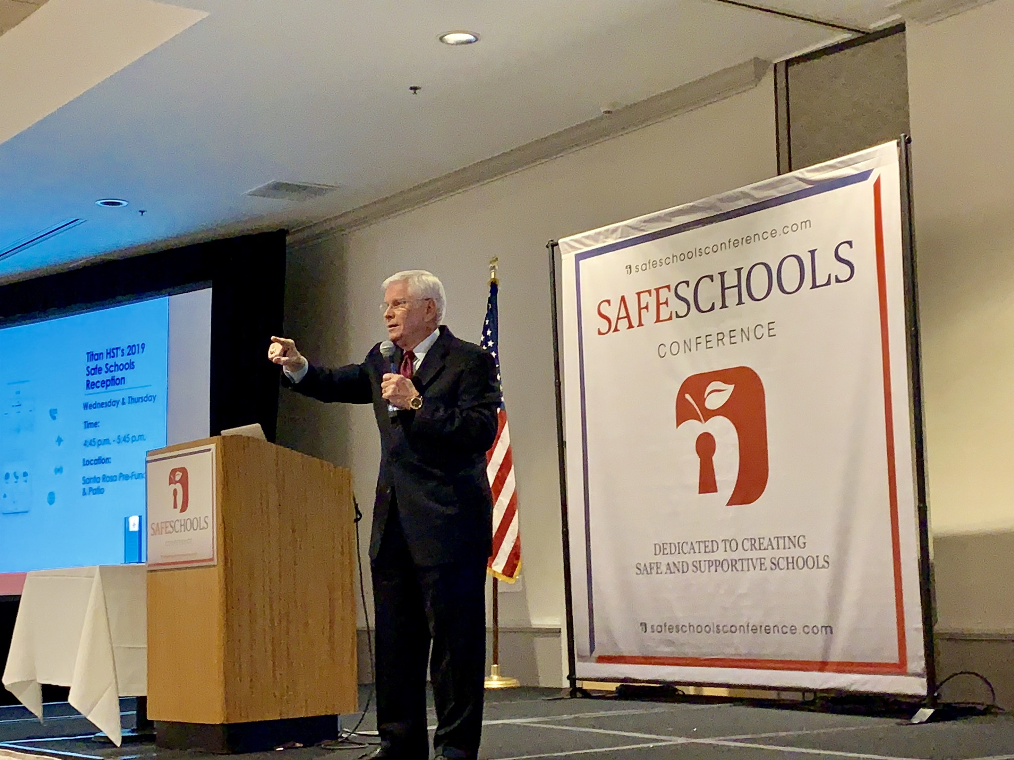 Educators, law enforcement officials gather in OC for school safety conference