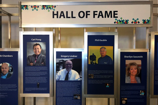 OCDE's chief technology officer gets inducted into an IT Hall of Fame