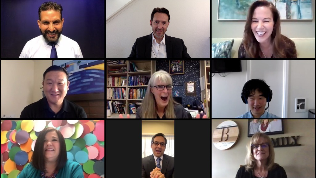 VIDEO: Surprise! Six exemplary educators learn they're OC's Teachers of the Year