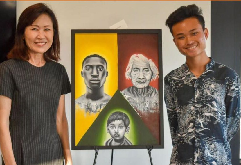 Weekly roundup: Two OC students win top honors at Congressional Art Competition; Corona del Mar senior writes book on global water crisis; and more