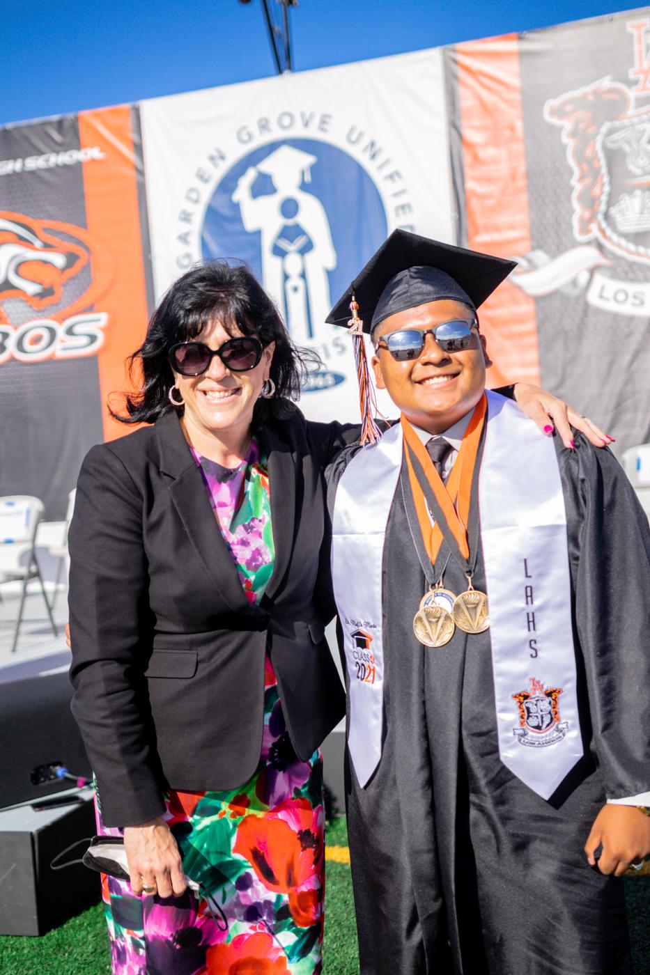 In the news: Harvard-bound student credits success to Garden Grove superintendent's mentor program