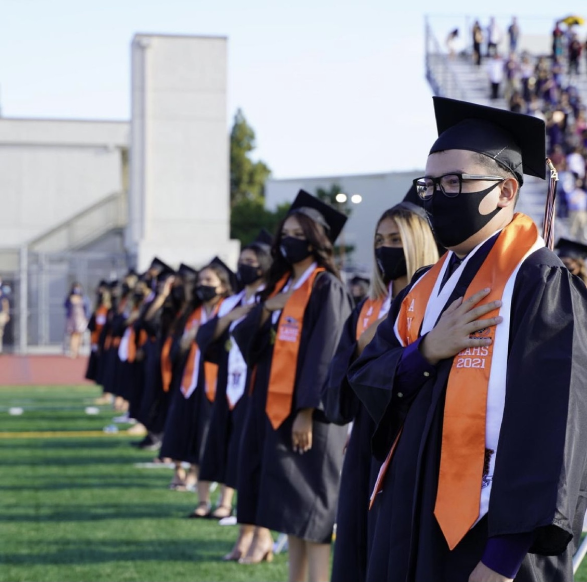 Caps off to the Class of 2021: a roundup of OC graduation pics from social media
