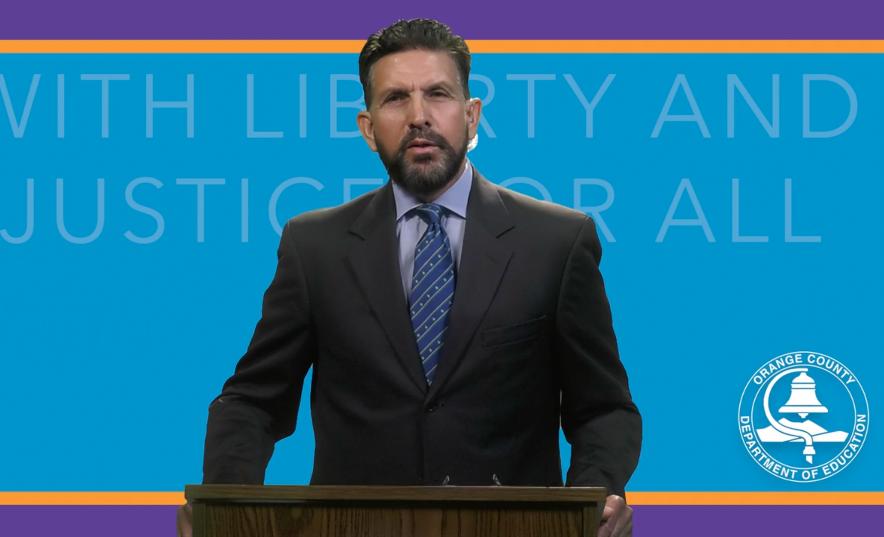 'With Liberty and Justice for All': OC forum examines ethnic studies and state's model curriculum (VIDEO)
